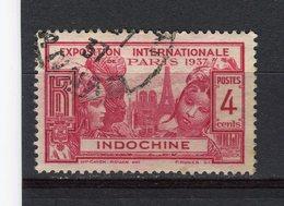 INDOCHINE - Y&T N° 195° - Exposition Internationale De Paris - Used Stamps