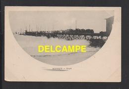 DD / SÉNÉGAL / RUFISQUE / LE WARF / 1901 / AFFRANCHISSEMENT TYPE GROUPE , CACHET LOANGO A MARSEILLE LIGNE N° 3 - Sénégal