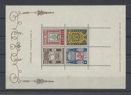 ESTONIE.  YT   Bloc N° 1  Neuf *  1938 - Estland
