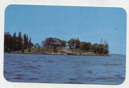 USA - AK 360082 New York - Alexandria Bay - Sunnyside Island - NY - New York