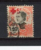 INDOCHINE - Y&T N° 67° - Croix-Rouge - Annamite - Indochine (1889-1945)
