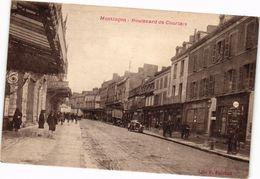 CPA MONTLUCON - Boulevard De Courtais (262288) - Montlucon