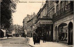 CPA MONTLUCON - Boulevard De Courtais (262319) - Montlucon