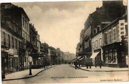 CPA MONTLUCON - Boulevard De Courtais (262377) - Montlucon