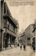 CPA MONTLUCON - Grand'Rue Une Des Principales Rues De La Vielle Ville (262309) - Montlucon