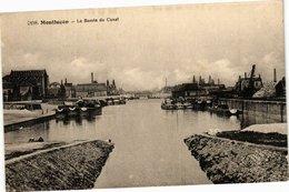 CPA MONTLUCON - Le Bassin Du Canal (225217) - Montlucon