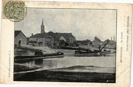 CPA MONTLUCON - Le Canal (225389) - Montlucon