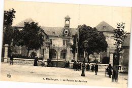 CPA MONTLUCON - Le Palais De Justice (262316) - Montlucon