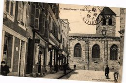 CPA MONTLUCON - Place Notre-Dame (262280) - Montlucon