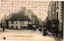 CPA MONTLUCON - Quartier Saint-Pierre (262302) - Montlucon