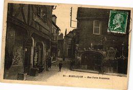 CPA MONTLUCON - Rue Porte Bretonnie (262325) - Montlucon