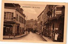 CPA MONTLUCON - Rue Des Forges (225212) - Montlucon