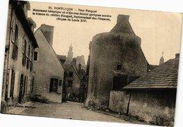 CPA MONTLUCON - Tour Fouquet - Monument Historique Ou S'éjourna... (225195) - Montlucon