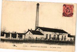 CPA Mornay-sur-Allier-La Prise D'eau (262460) - Frankreich