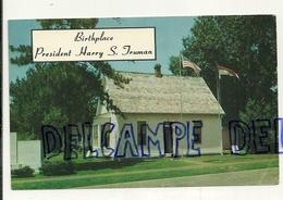 Etats-Unis. Missouri. Birthplace President Harry Truman. Lamar - Etats-Unis