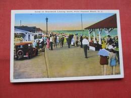 Boardwalk  Point Pleasant Beach  New Jersey      Ref    3558 - Vereinigte Staaten
