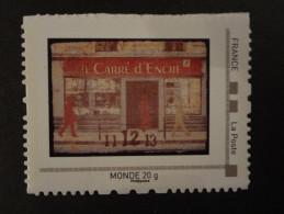 "2013 EMISSION DU CARRE D'ENCRE "" LE CARRE D'ENCRE 11 12 13"" Monde 20g ADHESIF ISSU DE COLLECTOR - Personalizzati (MonTimbraMoi)"