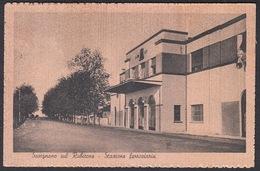 Italia  - SAVIGNANO Sul RUBICONE, Stazione Ferroviaria - Forlì