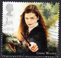2018 Harry Potter 2018 (1st Issue) - Ginny Weasley 1st - 1952-.... (Elizabeth II)