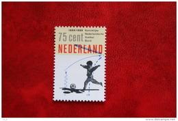 100 Jaar KNVB Voetbal Fussball Soccer NVPH 1433 (Mi 1369); 1989 POSTFRIS / MNH ** NEDERLAND / NIEDERLANDE - 1980-... (Beatrix)