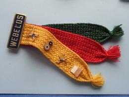 Boy Scouts WEBEL*OS (?) ( Zie Foto Voor Detail ) ! - Scoutisme