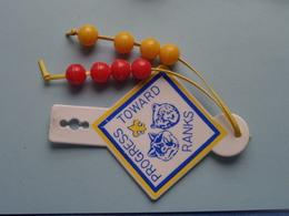 Boy Scouts PROGRESS TOWARD RANKS (?) ( Zie Foto Voor Detail ) ! - Scoutisme