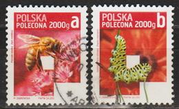 2013: Polen Mi.Nr. 4644 + 4645 Gest. (d361) / Pologne Y&T No. 4338 + 4339 Obl. - 1944-.... Republik