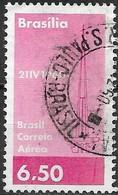 BRAZIL 1960 Inauguration Of Brasilia As Capital - 6cr.50 Tower FU - Brasilien