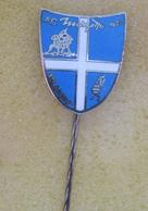 A.C. Marzotto Valdagno Calcio Distintivi FootBall Pins Soccer Spilla Italy Vicenza - Calcio