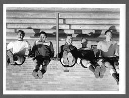 Photo Presse FOOTBALL CALCIO Peterborough - MEN HOMME GARCON - Persone Anonimi