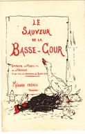 LE SAUVEUR DE LA BASSE COURS MENARD FRERES THOUARS  VETERINAIRE - Thouars