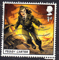 Marvel Comics (2019) - Peggy Carter 1st - 1952-.... (Elizabeth II)