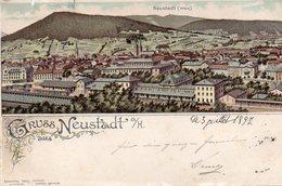* ALLEMAGNE * Gruss Neustadt (pfalz) Bayern - Germania