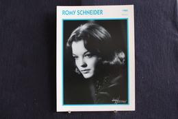 Sp-Actrice,Française-1960 -  Romy Schneider, Née En 1938 à Vienne En Autriche Et Morte En 1982 à Paris, - Acteurs