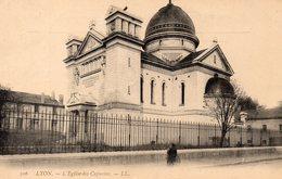 Lyon   église Des Capucins - Lyon