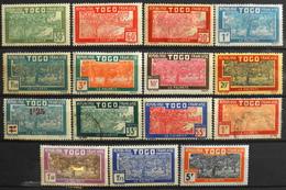 France (ex-colonies & Protectorats) > Togo > 1926 - 1938 Collection Neufs**/*/O - TB - Nuevos