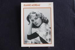 Sp-Actrice,Française, Chanteuse Et Réalisatrice - 1955 -  Jeanne Moreau, Née En 1928 à Paris Où Elle Est Morte En 2017. - Acteurs