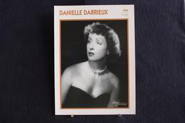 Sp-Actrice,1955 -  Française, Danielle Darrieux, Née En 1917 à Bordeaux (Gironde) Et Morte En 2017 à Bois-le-Roi-france - Acteurs