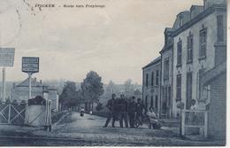Stockem - Route Vers Freylange - Animé - Arlon