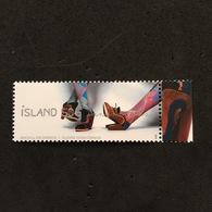 ISLAND. FASHION. SHOES. MNH. 3R3204B - Timbres