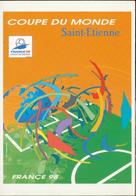 Coupe Du Monde France 98 - Saint Etienne