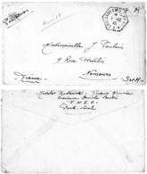 F.N.E.O. ( Forces Navales Extrème Orient ) NAVAL RARE PERIODE INDOCHINE ENV 1945 CROISEUR EMILE BERTIN. Appareille De To - Indochina (1889-1945)