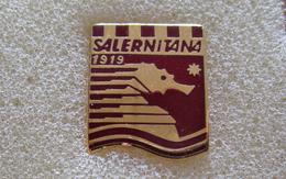 Salernitana Calcio Ufficiale Salerno Campania Calcio Sport Distintivo Spilla - Calcio