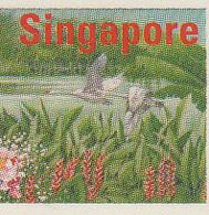 Singapore ATM , Swans, Bird, Birds, 65 Cents, MNH** - Cigni