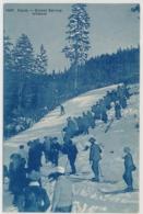 Davos Schatzalp - Grosse Sprungschanze - GR Graubünden