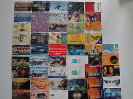 76 Phonecards From Norwey - All Different - Norvegia
