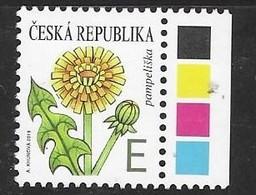 CZECHIA, 2019, MNH, FLORA, FLOWERS, DANDELIONS,1v - Other