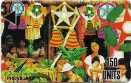 Philippines - Eastern Telecoms (GPT) - Family Christmas - 253PETD - 3.000ex, Used - Filippijnen
