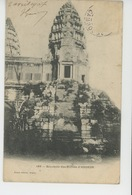 ASIE - CAMBODGE - ANGKOR - Souvenir Des Ruines D'ANGKOR - Camboya
