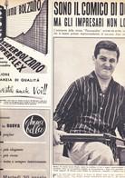 *(pagine-pages)LUCIO FLAUTO  Oggi1960/34.+2 - Livres, BD, Revues
